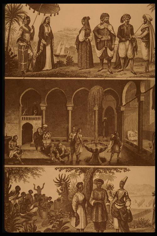7 | Старинные гравюры. Часть3 | ARTeveryday.org