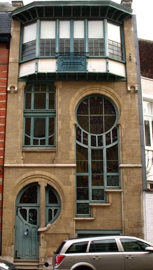 7 | Архитектура брюссельского модерна. Часть2 | ARTeveryday.org