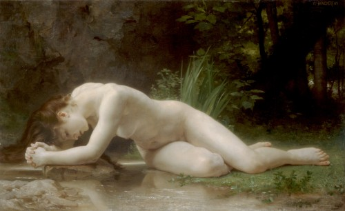 9 | Вильям Адольф Бугеро - William Adolphe Bouguereau. Салонная живопись | ARTeveryday.org
