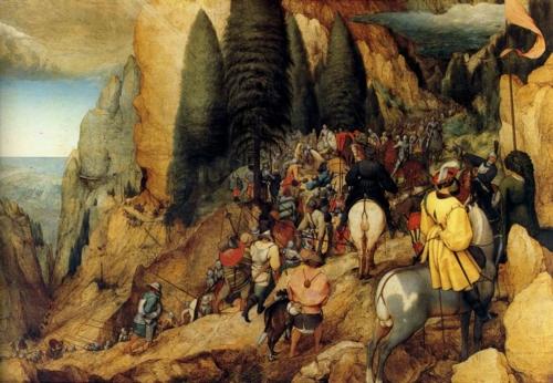 9 | Питер Брейгель - Piter Bruegel. Творчество художника | ARTeveryday.org