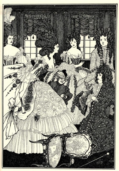 9 | Бердслей Обри Винсент - Aubrey Vincent Beardsley | ARTeveryday.org