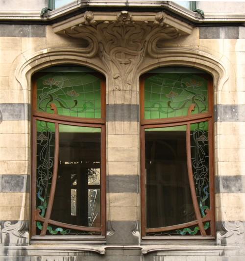 8 | Архитектура брюссельского модерна. Часть2 | ARTeveryday.org