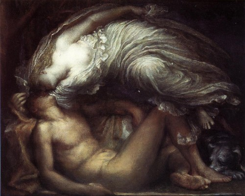 7 | Джордж Фредерик Уотс - George Frederick Watts. Мифология | ARTeveryday.org