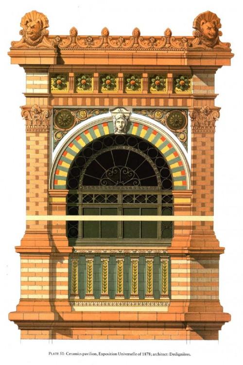 9 | Pierre Chabat. Викторианская архитектура