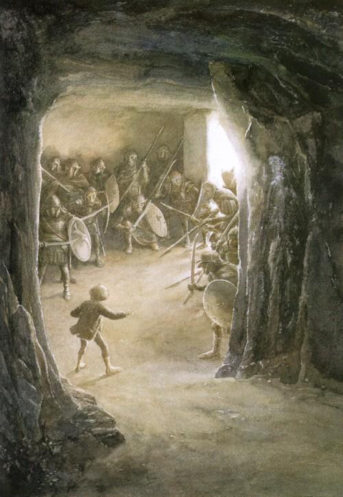 8 | Алан Ли - Alan Lee. Иллюстратор Дж.Р.Р.Толкина | ARTeveryday.org
