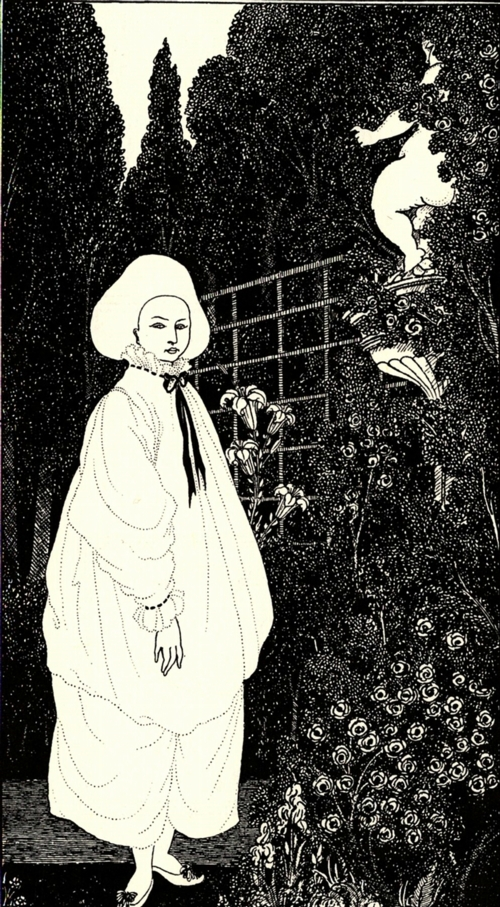 10 | Бердслей Обри Винсент - Aubrey Vincent Beardsley | ARTeveryday.org