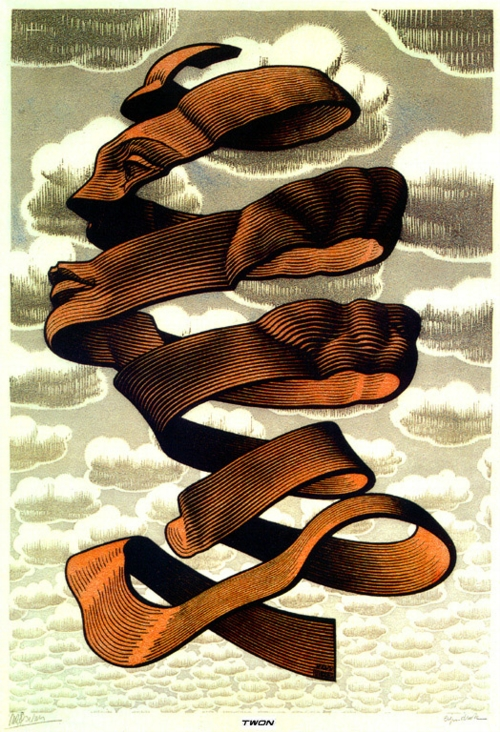 9 | Мауриц Корнелис Эшер - Maurits Cornelis Escher. Нидерландский художник-график | ARTeveryday.org