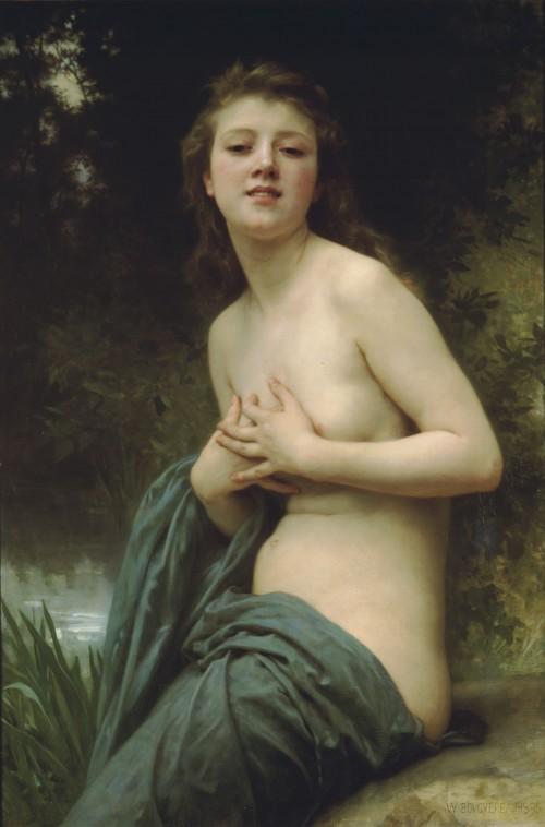 10 | Вильям Адольф Бугеро - William Adolphe Bouguereau. Салонная живопись | ARTeveryday.org