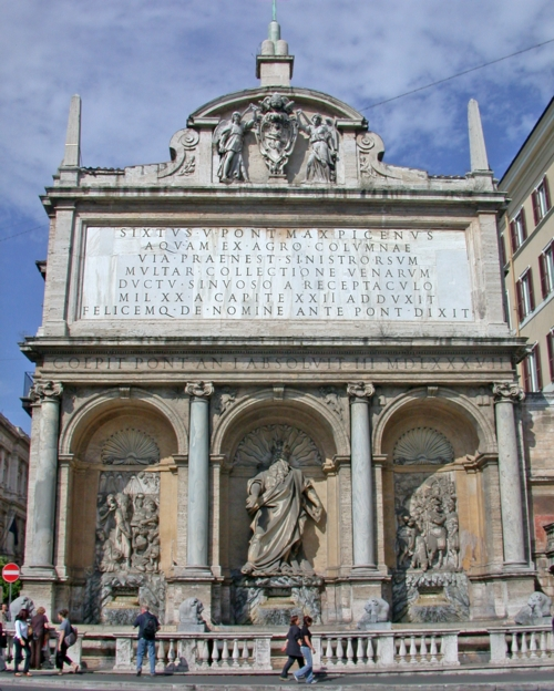 11 | Доменико Фонтана - Domenico Fontana. Инженер раннего барокко | ARTeveryday.org