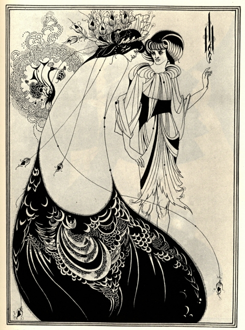 11 | Бердслей Обри Винсент - Aubrey Vincent Beardsley | ARTeveryday.org