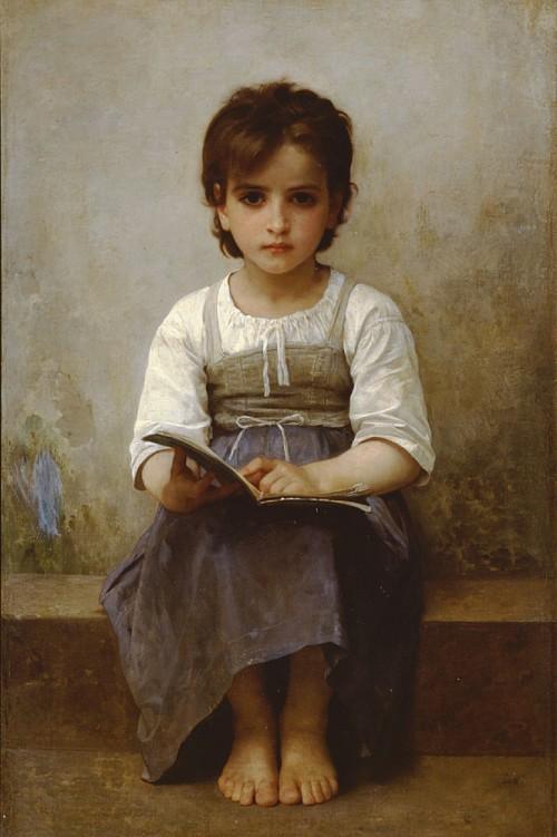 11 | Вильям Адольф Бугеро - William Adolphe Bouguereau. Салонная живопись | ARTeveryday.org