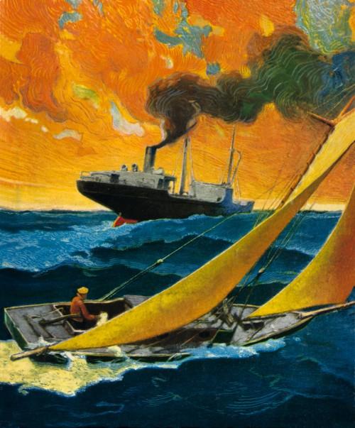 9 | Американские плакаты начала ХХ века. Часть1 | ARTeveryday.org