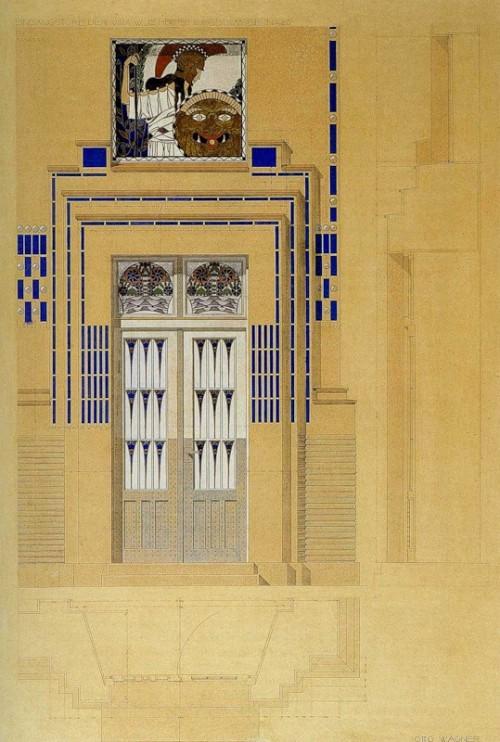3 | Архитектура Вены начала XX века | ARTeveryday.org
