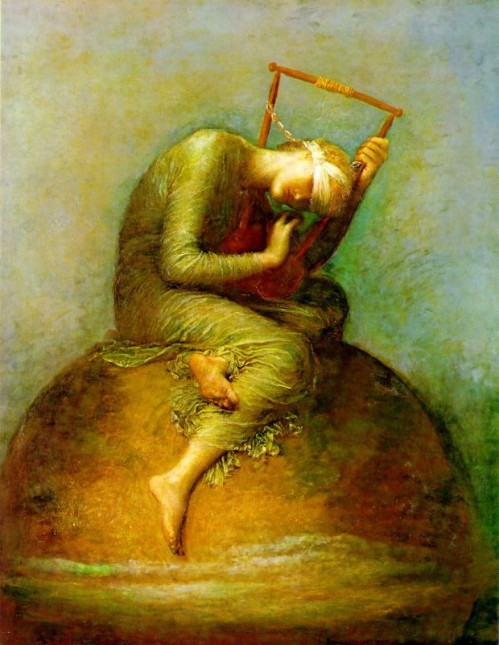 1 | Джордж Фредерик Уотс - George Frederick Watts. Мифология | ARTeveryday.org