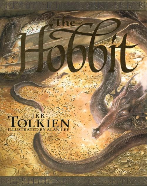 1 | Алан Ли - Alan Lee. Иллюстратор Дж.Р.Р.Толкина | ARTeveryday.org