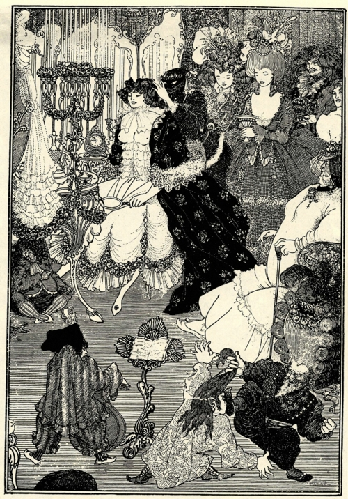 1 | Бердслей Обри Винсент - Aubrey Vincent Beardsley | ARTeveryday.org