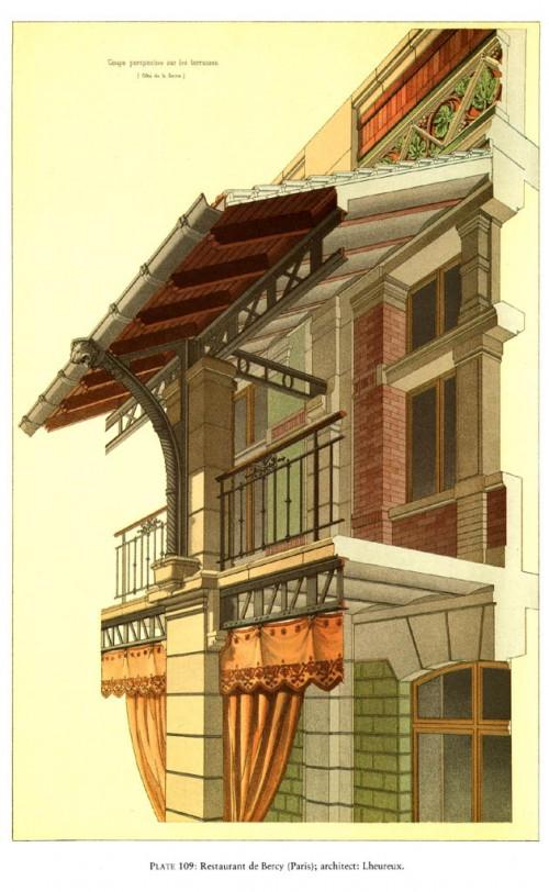 1 | Pierre Chabat. Викторианская архитектура