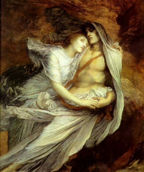 2 | Джордж Фредерик Уотс - George Frederick Watts. Мифология | ARTeveryday.org