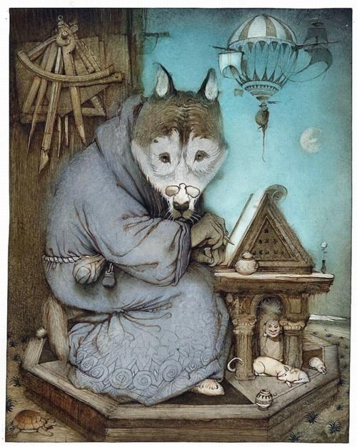 2 | Кирилл Чёлушкин. Сказочные иллюстрации | ARTeveryday.org