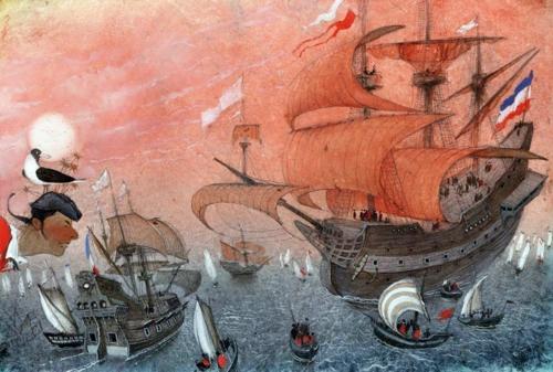 5 | Кирилл Чёлушкин. Сказочные иллюстрации | ARTeveryday.org