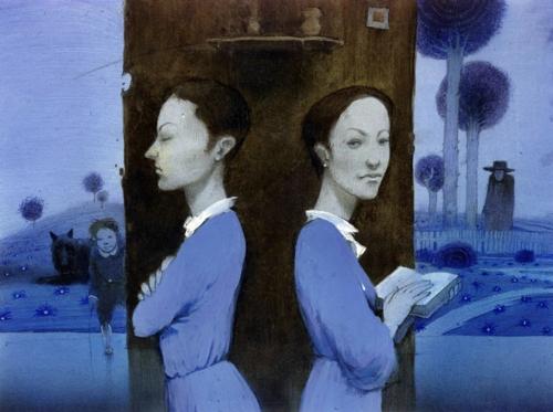 7 | Кирилл Чёлушкин. Сказочные иллюстрации | ARTeveryday.org
