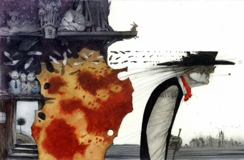 8 | Кирилл Чёлушкин. Сказочные иллюстрации | ARTeveryday.org