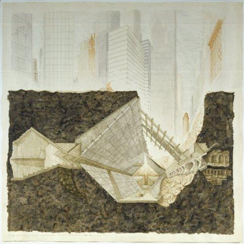 9 | Архитектурная графика. Часть1 | ARTeveryday.org