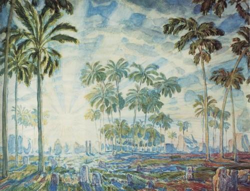 Пальмы. 1908 г