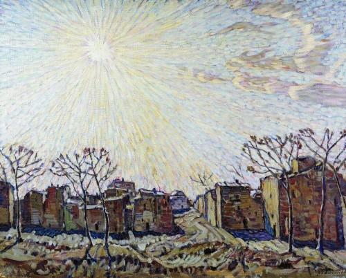 Солнце. 1906 г