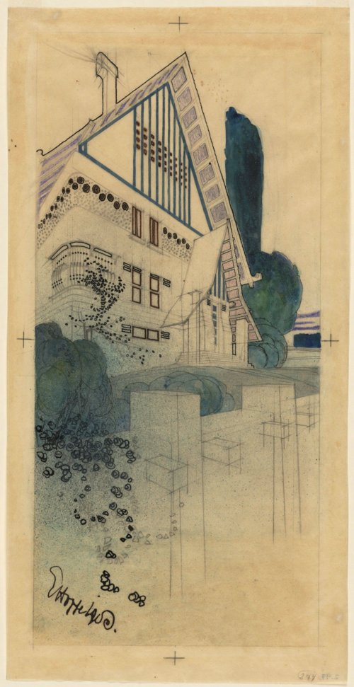 1 | Архитектурная графика. Часть1 | ARTeveryday.org