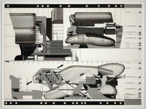 3 | Архитектурная графика. Часть2 | ARTeveryday.org