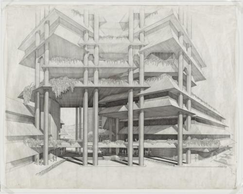 4 | Архитектурная графика. Часть2 | ARTeveryday.org