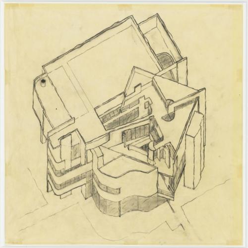8 | Архитектурная графика. Часть2 | ARTeveryday.org