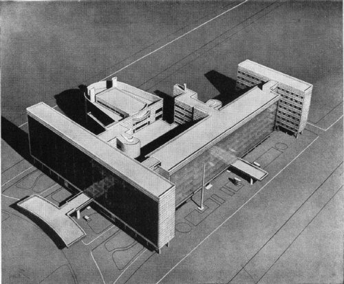 1 | Ле Корбюзье - Le Corbusier. Часть1 | ARTeveryday.org