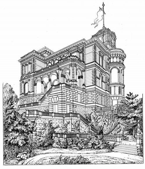 11 | Архитектура в гравюрах. Часть1 | ARTeveryday.org