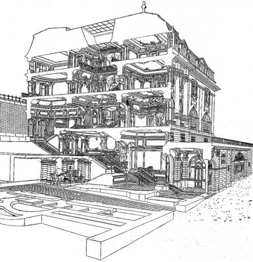 2 | Архитектура в гравюрах. Часть1 | ARTeveryday.org