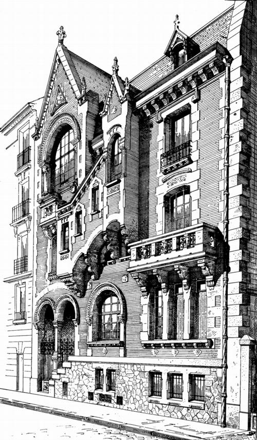 19 | Архитектура в гравюрах. Часть1 | ARTeveryday.org