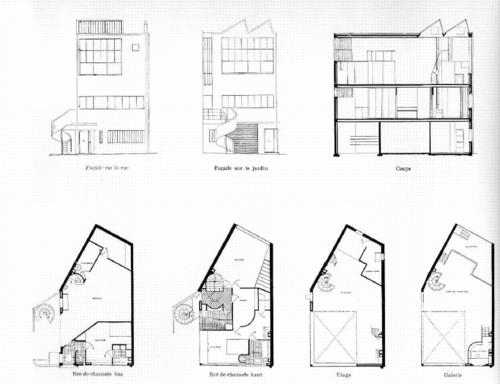 6 | Ле Корбюзье - Le Corbusier. Часть1 | ARTeveryday.org