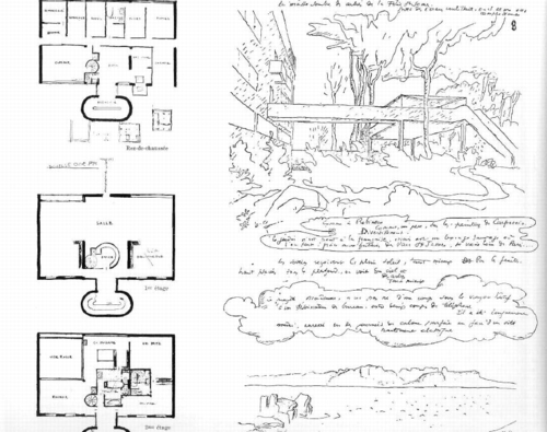 7 | Ле Корбюзье - Le Corbusier. Часть1 | ARTeveryday.org