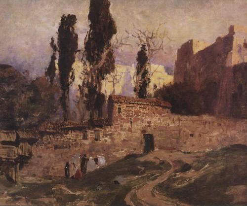 Константинополь. 1882 г
