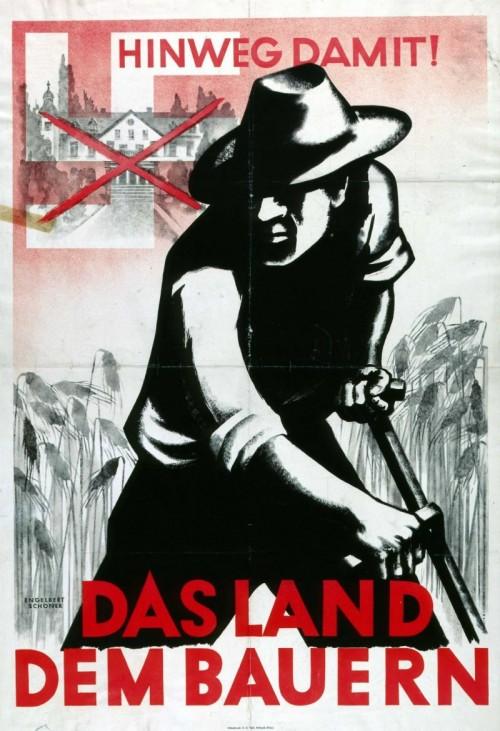 Землю крестьянам! 1945-1946 г.