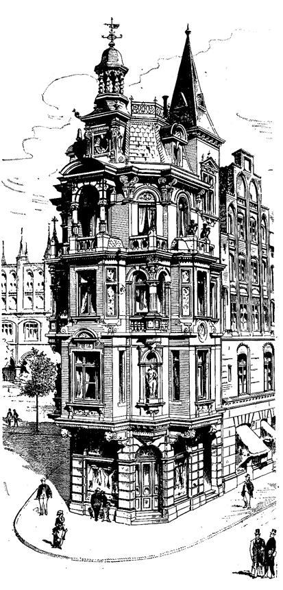 1 | Архитектура в гравюрах. Часть1 | ARTeveryday.org
