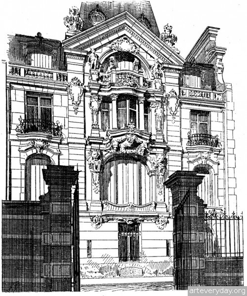 10 | Архитектура в гравюрах. Часть2 | ARTeveryday.org
