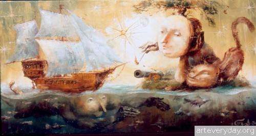 12 | Gia Chikvaidze-Гия Чикваидзе. Герои неизвестных сказок | ARTeveryday.org