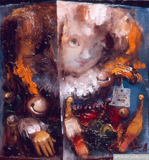 16 | Gia Chikvaidze-Гия Чикваидзе. Герои неизвестных сказок | ARTeveryday.org