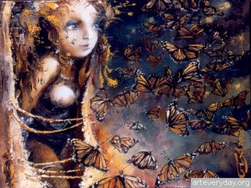 19 | Gia Chikvaidze-Гия Чикваидзе. Герои неизвестных сказок | ARTeveryday.org