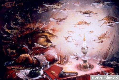 20 | Gia Chikvaidze-Гия Чикваидзе. Герои неизвестных сказок | ARTeveryday.org