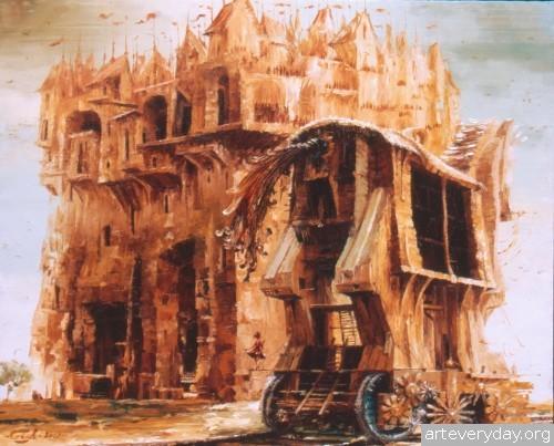 2 | Gia Chikvaidze-Гия Чикваидзе. Герои неизвестных сказок | ARTeveryday.org