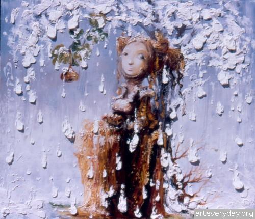 22 | Gia Chikvaidze-Гия Чикваидзе. Герои неизвестных сказок | ARTeveryday.org