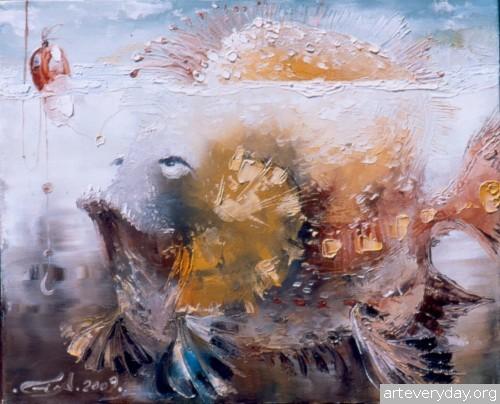 25 | Gia Chikvaidze-Гия Чикваидзе. Герои неизвестных сказок | ARTeveryday.org